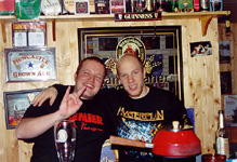 Me and Shorsh in 2005